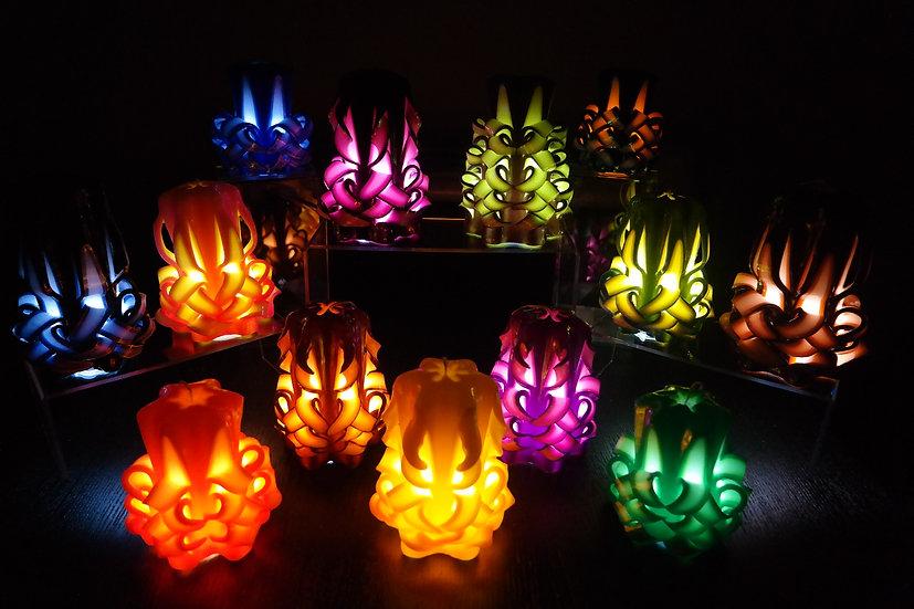 雕刻蠟燭專業3天課程