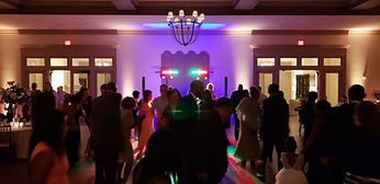 Riverview Entertainment Dance Floor