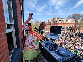 Riverview Entertainment DJ Dan C Mardi Gras Duke's Soulard