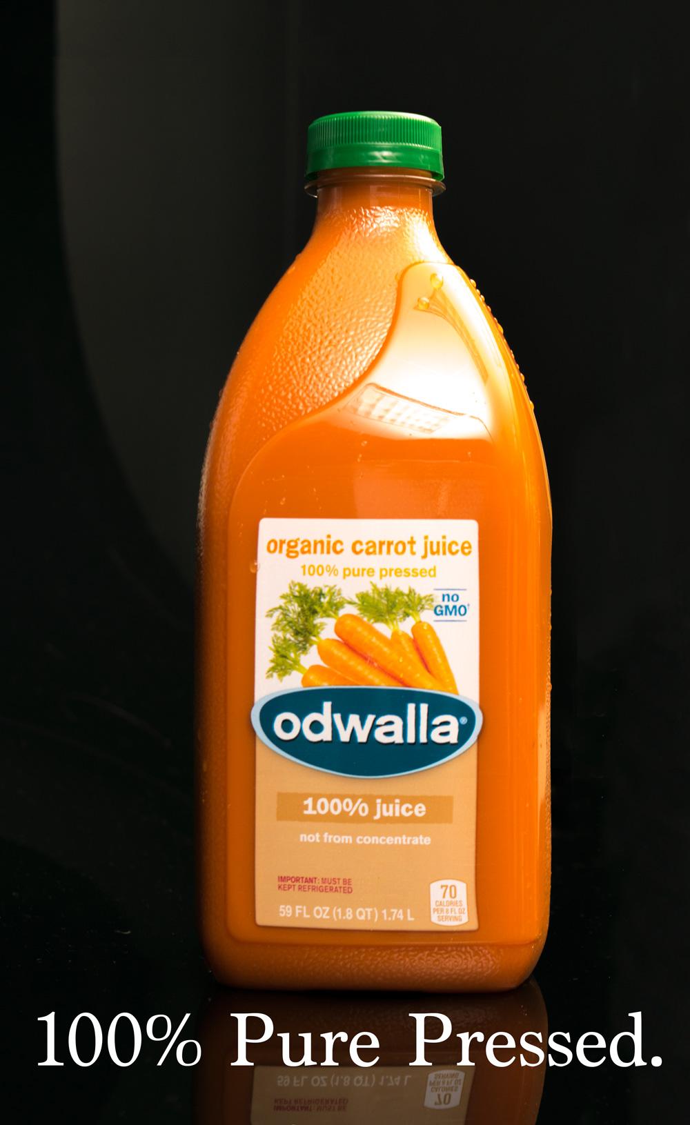 Odwalla Magazine Ad
