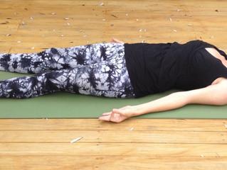 Nourishing Yoga Winter Workshop, Coromandel Chronicle July 2019 article