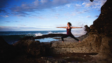 Spring Stretch and Strengthen Yoga Workshop, Coromandel Chronicle September 2019 article