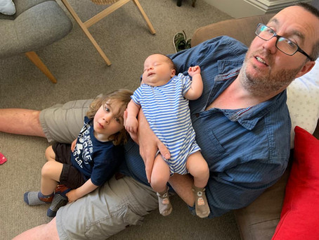 Stories From The Sofa - Richard Lock