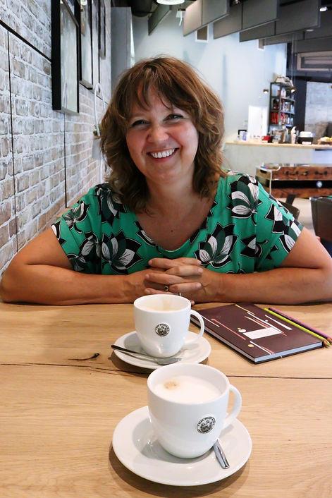 Coach & Coffee biedt een loopbaantraject met inspiratie vanuit de groep