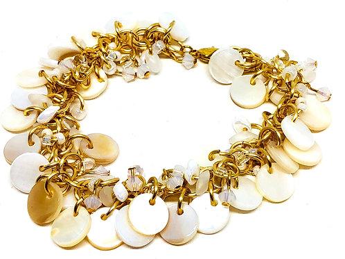 Bountiful Blessings Shaggy Loop Bracelet