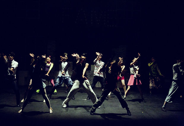 Dance groups/crews can participate in Showcases