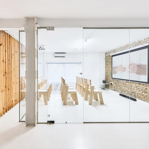 La galería del artista