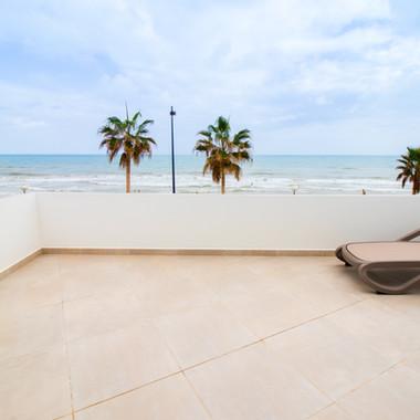 La casa que mira el mar