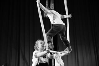 Progetto di Circo con la Scuola dell'Infanzia di Cureglia