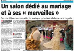 Les Merveilles du Mariage