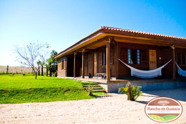 Rancho da Guaiaca Pousada Rural