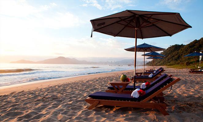 Infinity Blue Praia