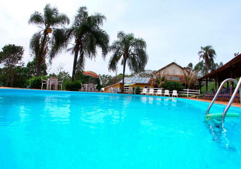 Hotel Fazenda Água Azul
