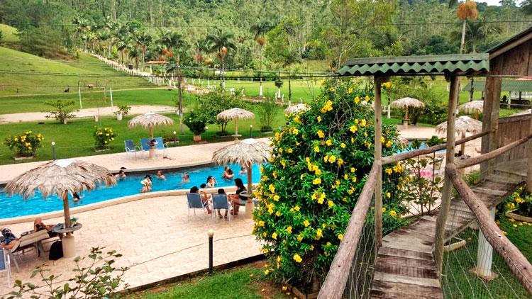 Hotel Fazenda Massaranduba