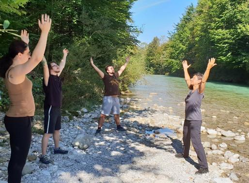 WYDA kennenlernen- Yoga der Kelten