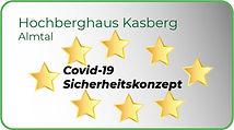 Hochberghaus Covid-19 Sicherheitskonzept