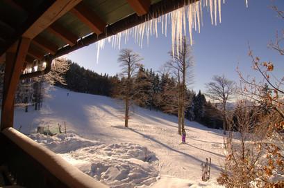 Skiurlaub am Hochberghaus, Kasberg