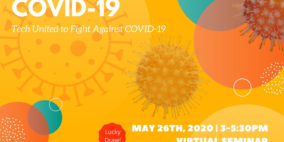 Tech United to Fight Against COVID-19