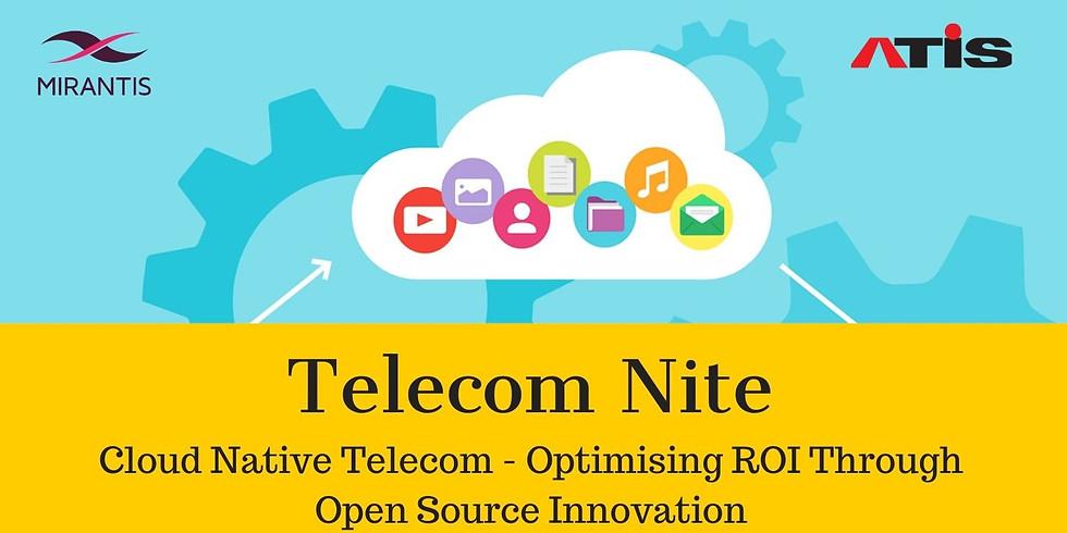 Telecom Nite - Cloud Native Telecom