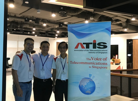ATiS / IMDA Telecommunications Industry Networking Event