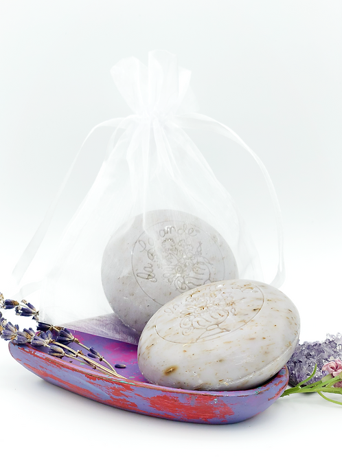 French Lavender Hand and Face Soap