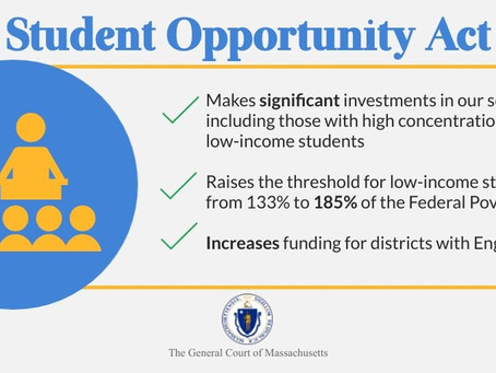 Superintendent Marotta to hold a Student Opportunity Act SEPAC Forum