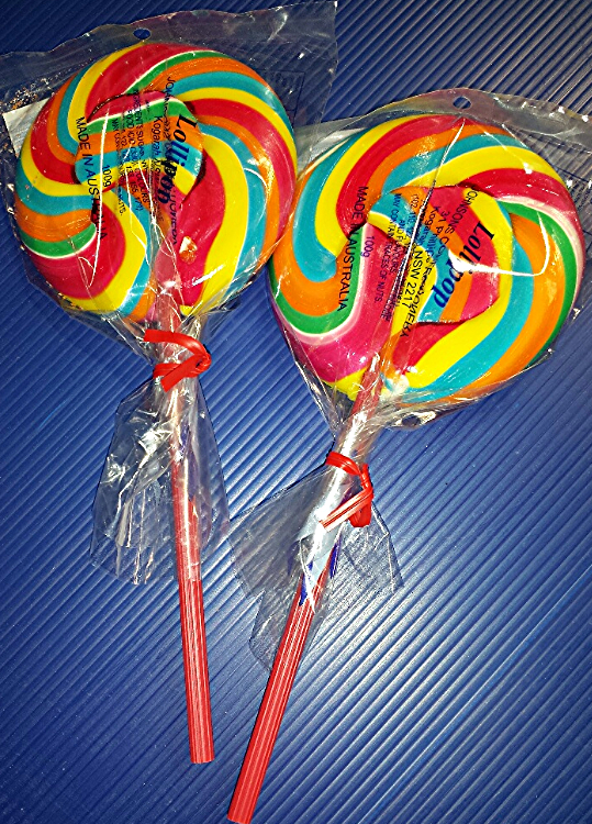 lollipops 100g