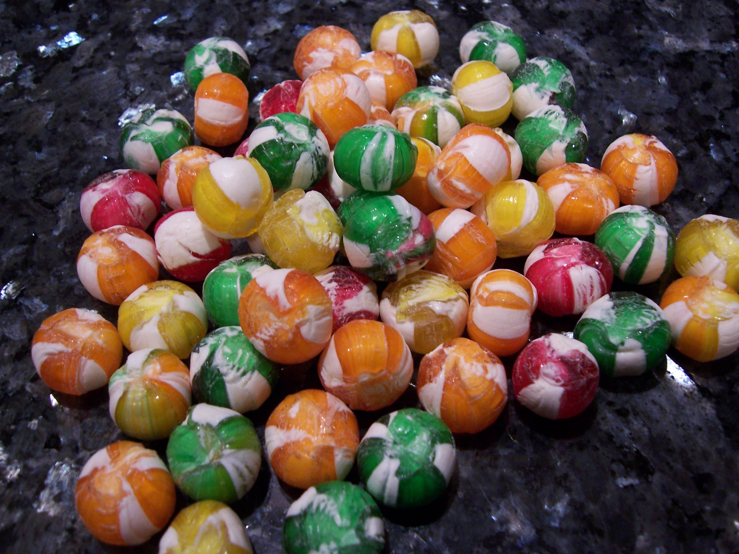 Fruity Bonbons