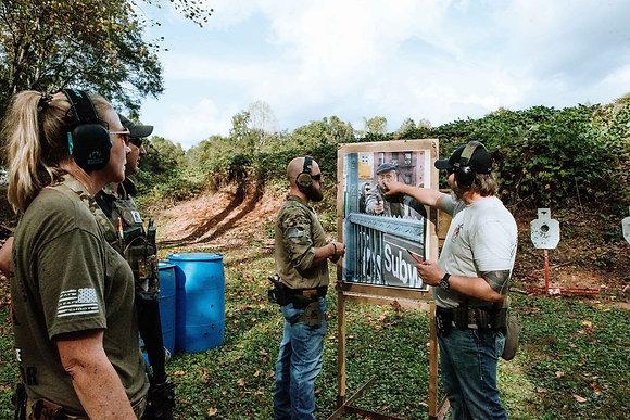 Real-world Scenario Shoot