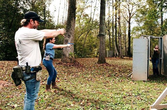 Handgun II - Fundamentals of Movement