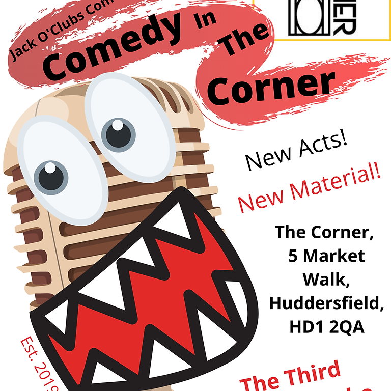 Comedy at the Corner