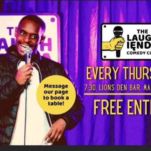 The Laughcienda Comedy Club | Manchester