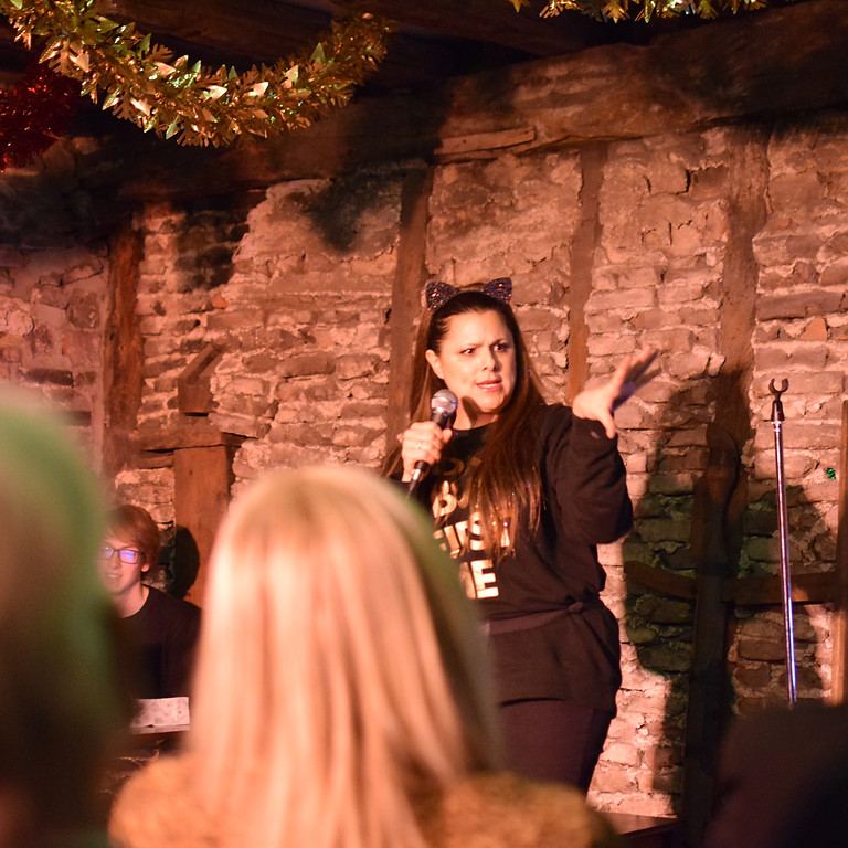 Comedy at Monks Walk