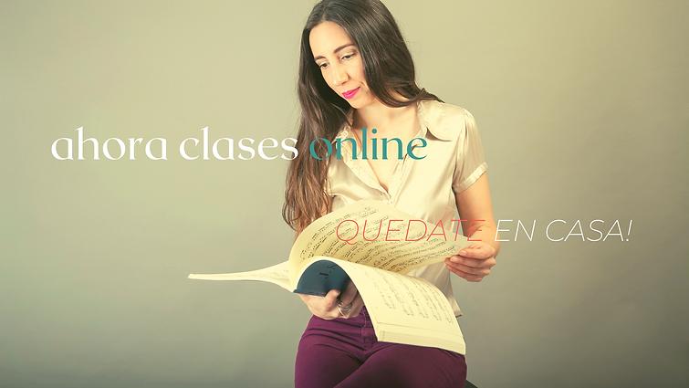 ahora clases online
