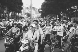 Motorbike for rent Saigon