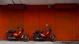 Rent Motorbike Saigon