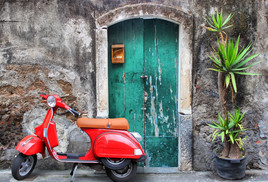 Motorbike for rent Ho Chi Minh City