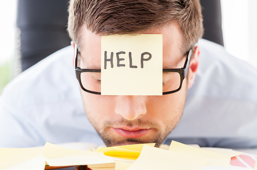 S Steps to Banish Work Stress - Patricia Ezechie Coaching