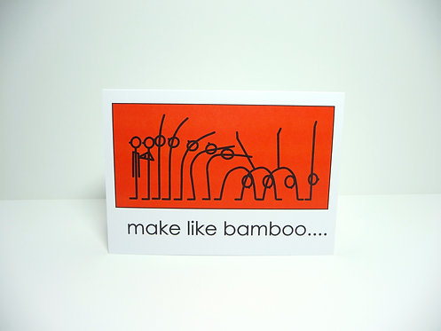 Yogastickmen Yoga Gifts  - Yoga Greetings Cards