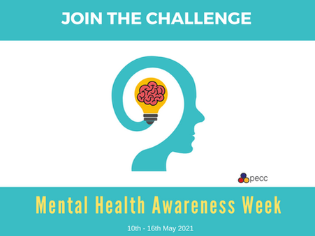 Mental Health Awareness Week 2021 - Join the challenge