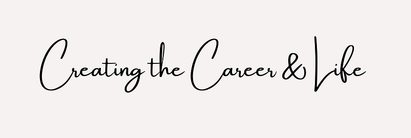 Creating The Career and Life  -  Patrici