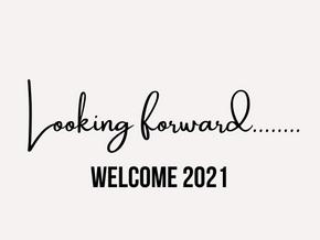 Looking forward.....