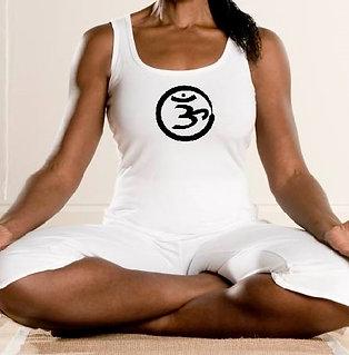 Yogastickmen® OM Jnana Mudra Top