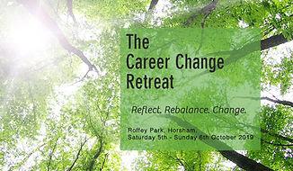 Career Change Retreat Patricia Ezechie C