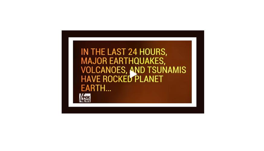 SIGNS: Earthquake