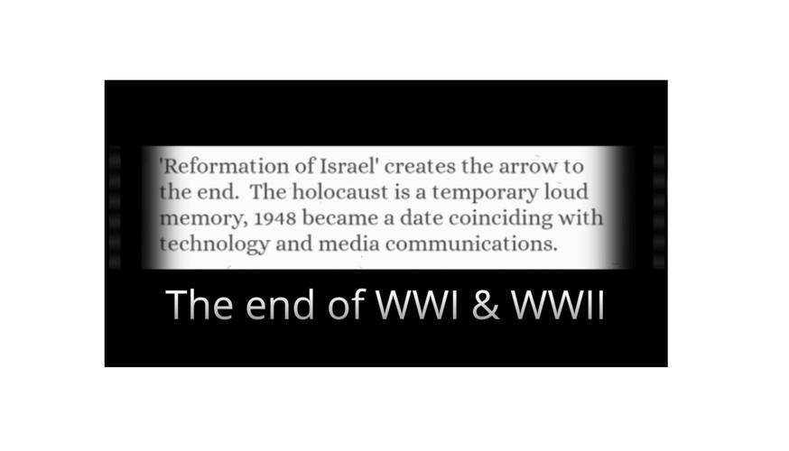 SIGNS: Israel & Jerusalem 1948