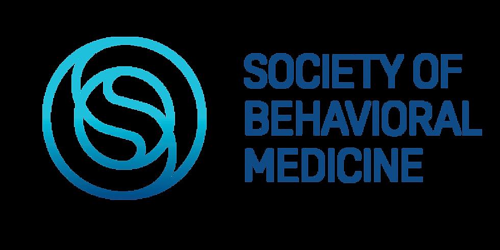 2020 Society of Behavioral Medicine Annual Meeting