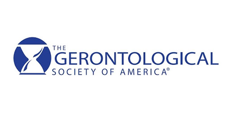 Gerontology Society of America