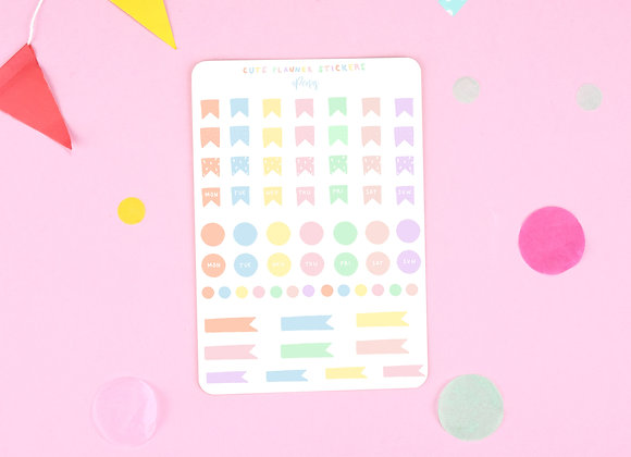 Planner Sticker Sheet 02