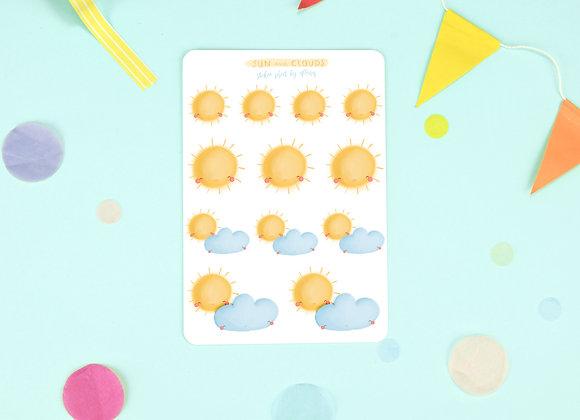Weather Sticker Sheet 03